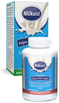 Milkaid -Насладете се отново на млякото